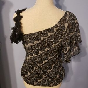 Wrapper Tops - Wrapper Womens Blouse